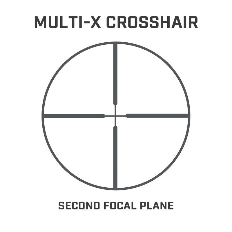 Rimfire Optics Riflescope Multi X Reticle