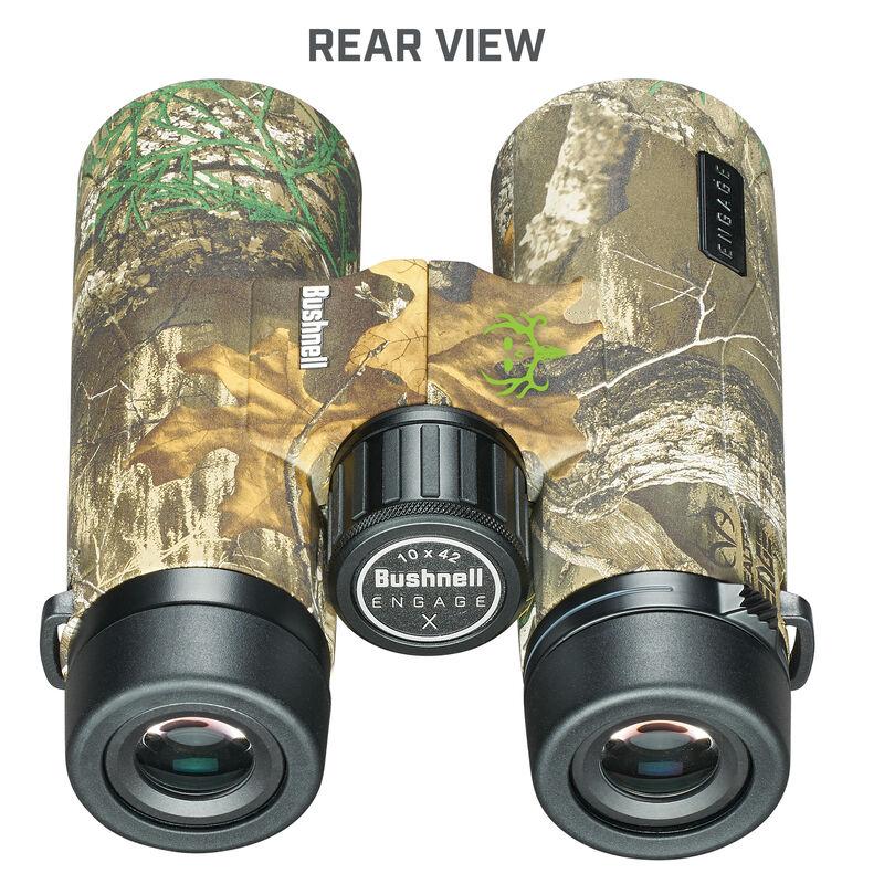 Engage X 10x42 Binoculars Real Tree