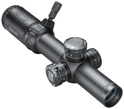 1-4x24 AR Optics Riflescope Illuminated BTR-1 FFP