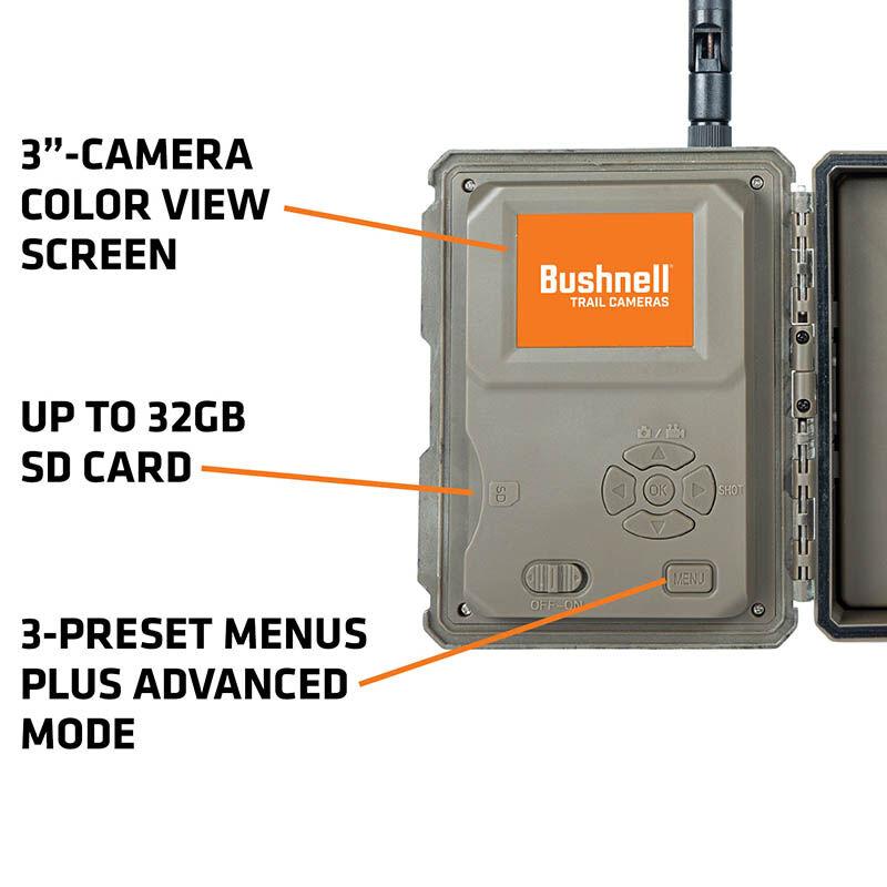CelluCORE™ 30 No Glow Cellular Trail Camera