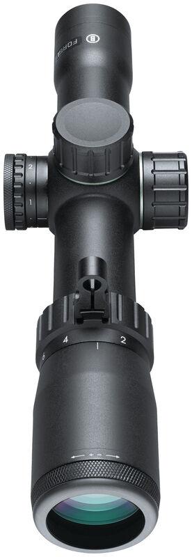 Forge 1-8x30 Riflescope Illuminated German No. 4 Reticle