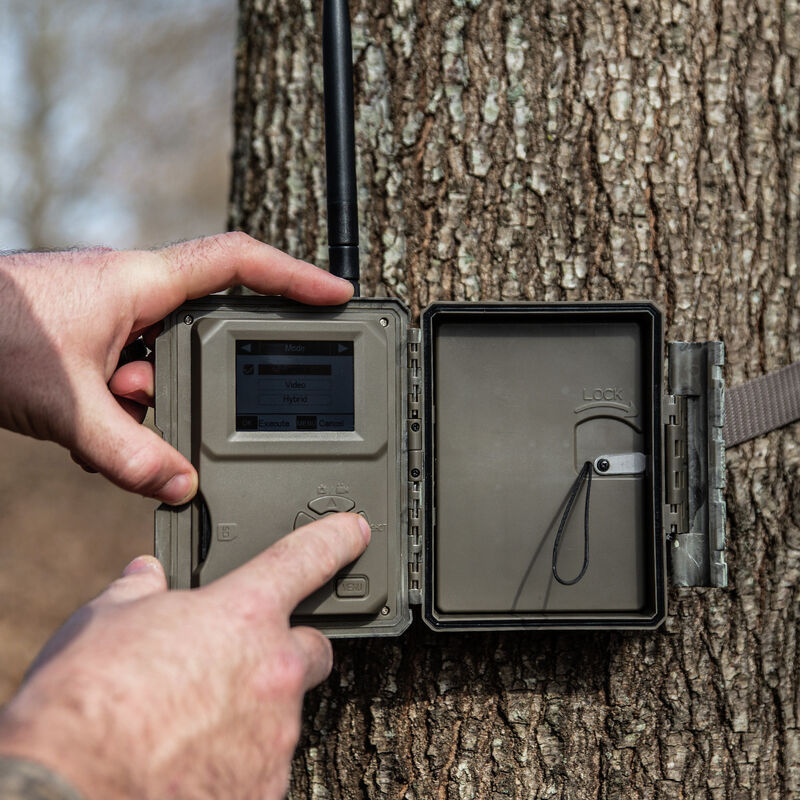 CelluCORE 30 No Glow Cellular Trail Camera