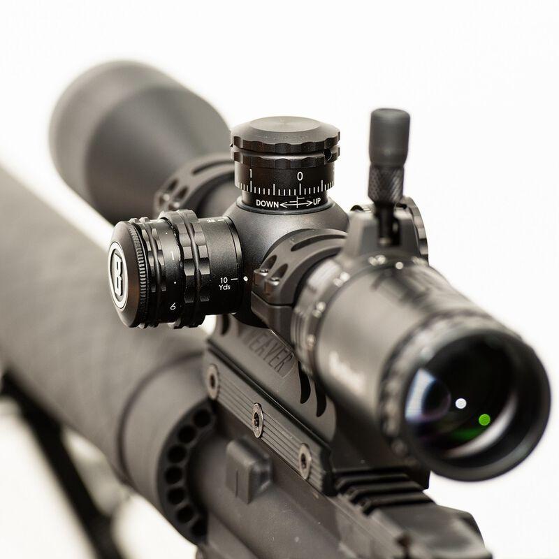 AR Optics 4.5-18x40 Riflescope Illuminated Multi-Turret