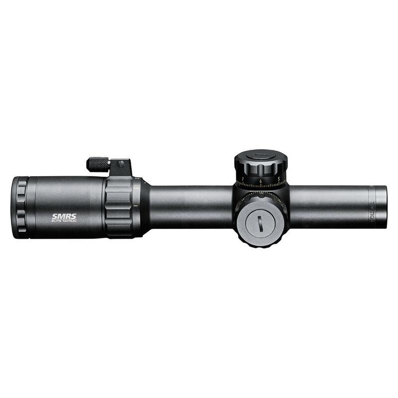 1-6.5x24 Elite Tactical SMRS II Riflescope