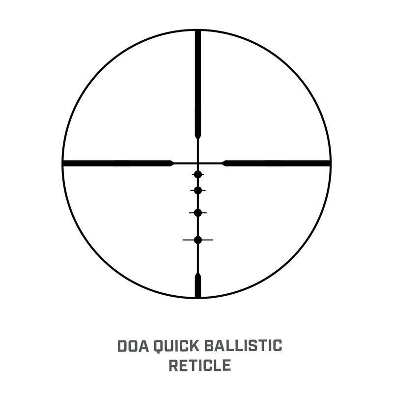 Legend  6-18x50 Riflescope