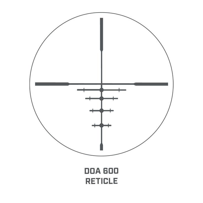 Trophy 3-9x40 Riflescope DOA600