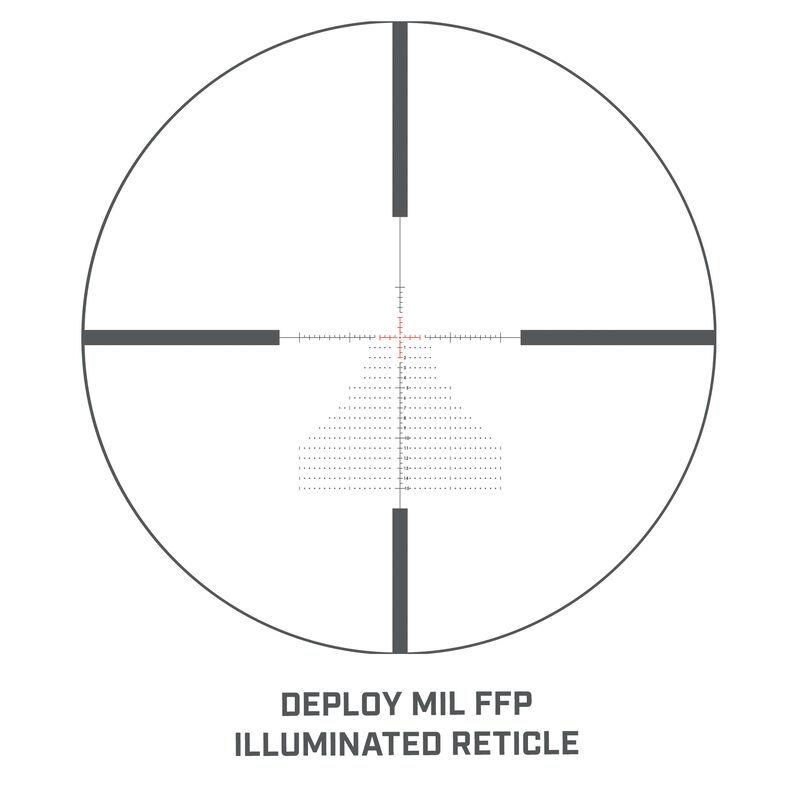 Illuminated Match Pro 6-24x50 Riflescope