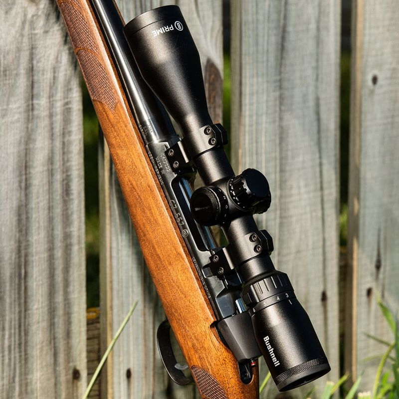 Prime™ 3-9x40 Illuminated Riflescope
