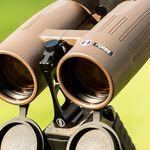 Quick Release Binocular Tripod Adapter