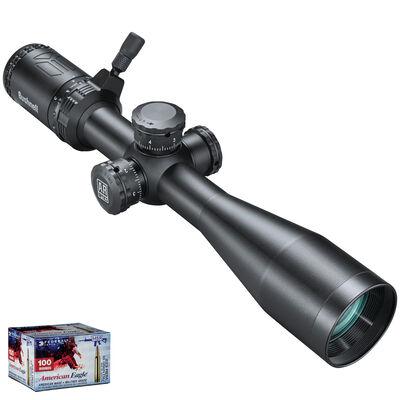 AR Optics 3-12x40 Riflescope & American Eagle .223 Bundle