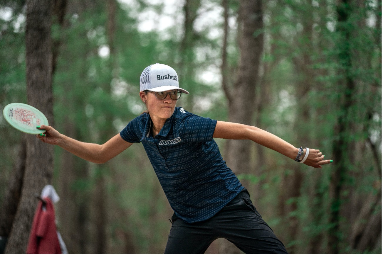 Disc Golf Pro Tour player